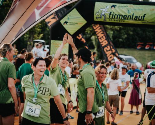 Teamspirit Firmenlauf Chiemgau 2019